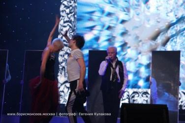 Борис Моисеев Санкт-Петербург БКЗ Октябрьский 02.04.2015 альбом 2 (81)