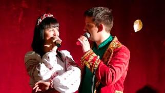 Юлия Зушенская и Максим Кондратьев