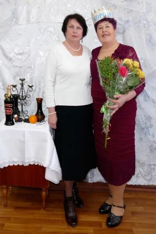 Вера Корсун и Полина Аксенова