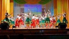 Народний танець - «Колосиста Україна»