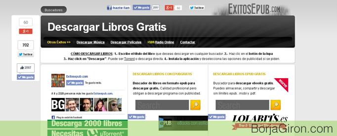 Descargar Libros Epub Y Pdf Gratis Cómo Descargar Libros