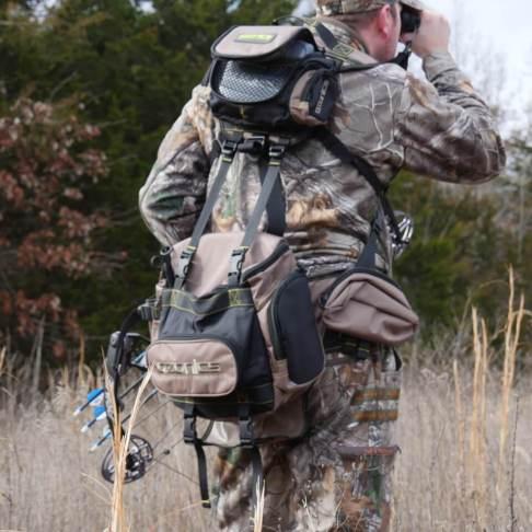 Ozonics Kinetic Backpack Borkholder Archery