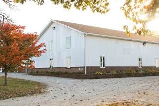 post frame church addition