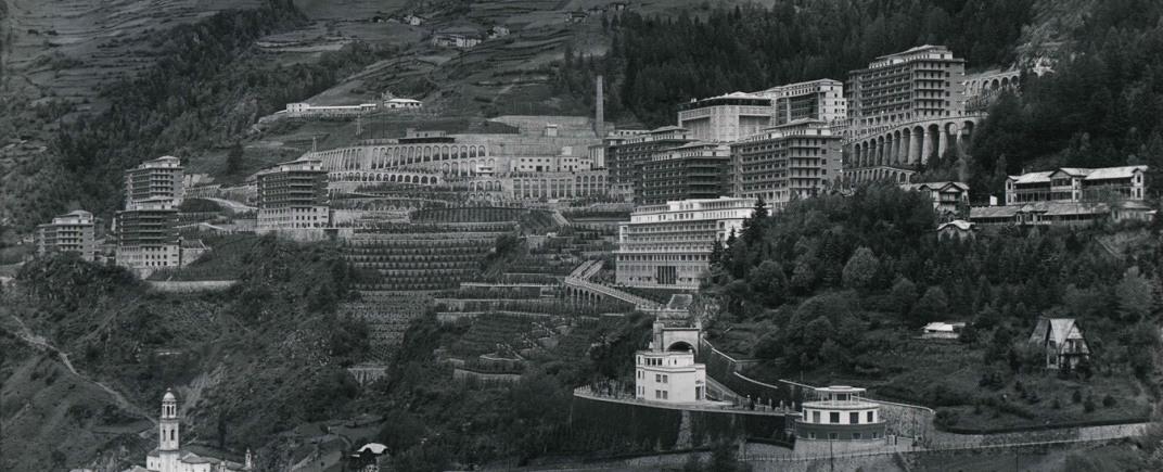 Villaggio Sanatoriale di Sondalo