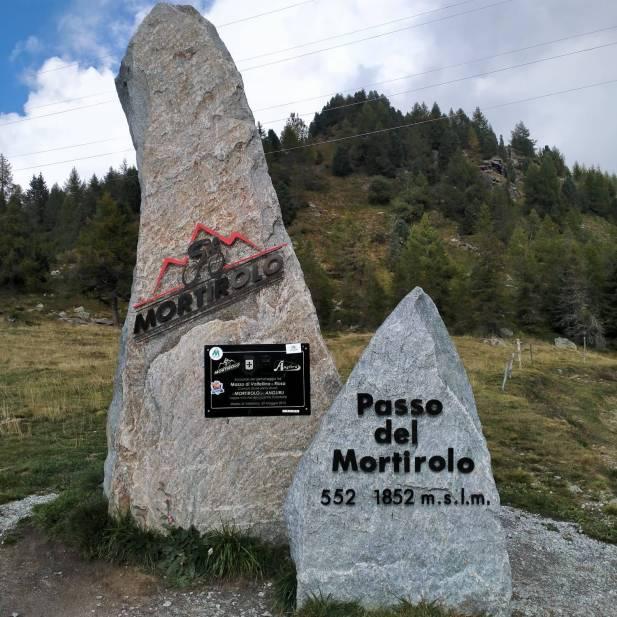 Mortirolo Route