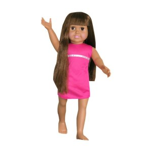 Born 2 Impress Holiday Gift Guide- Springfield Dolls a Perfect Playmate Review and Giveaway