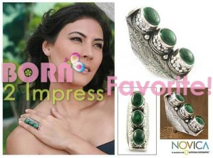 Novica Premium Gift Wrap Review and 40.00 Gift Certificate Giveaway!