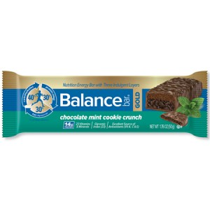 New Year New You Keep Cravings Under Control with Balance Bar- Review and Giveaway