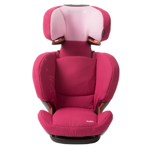 Safe Travels with the Maxi-Cosi  RodiFix Child Car Seat-Review and Giveaway