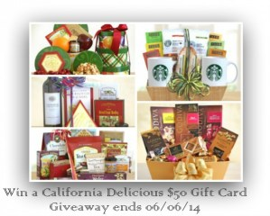 This Father's Day Give Dad a Gift Basket from California Delicious!