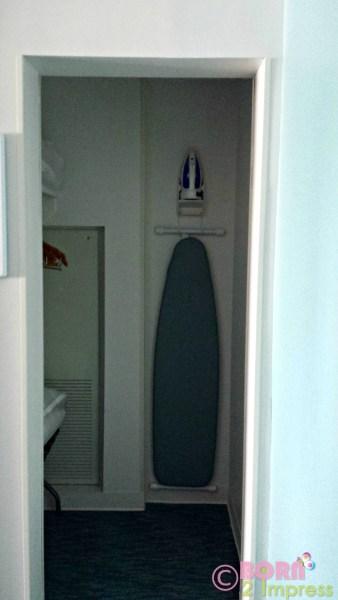 Cabana Bay Closet
