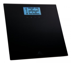 Weight Gurus Smartphone Connected Digital Bathroom Scale Keeps Track  of your Weight!