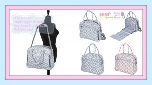 The Dana Daytripper Diaper Bag From The Bumble Collection – Baby Must Have Giveaway!