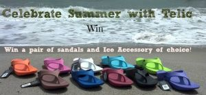 Celebrate Summer with Telic Comfortable Sandals Giveaway!