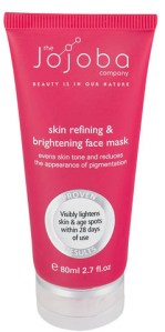 The Jojoba Company Refining & Brightening Face Mask is the Best Mask I Have Tried so Far!