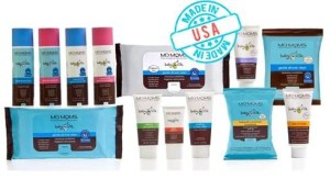 Born 2 Impress Holiday Gift Guide-Keeping Baby's Skin Healthy is Easy with the MD Moms Baby Silk Products