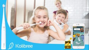 Kolibree Smart Interactive Tooth Brush for the Holidays!