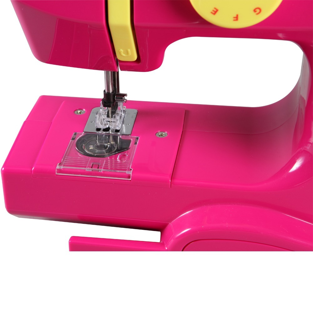 how to draw a sewing machine for kids