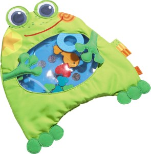 HABA Little Frog Water Play Mat a Cute Little Mat for Curious Little Ones!
