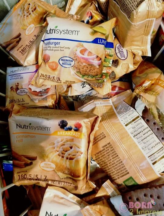 nutrisystem week7 food