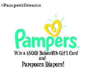 Pampers Dreams Instagram Contest