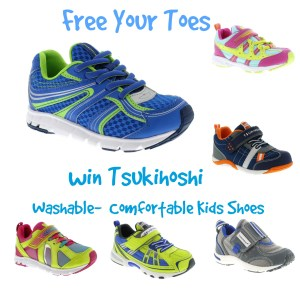 Going Back to School is More Fun with Tsukihoshi  Washable Shoes
