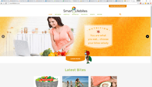 New Website Offers Sensible Tips for Healthier Living