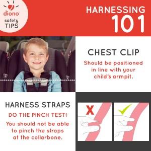 Child Passenger Safety Week- Diono Safety Tips
