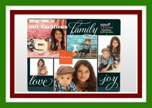 Add a Personal Touch to your Holiday Décor with Shutterfly!