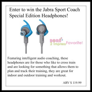 Now with Passive Noise Cancellation and Enhanced Bass- The Jabra Sport Coach is What You Need to Help you Keep in Shape in 2017!