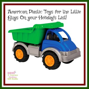 Gigantic Fun with American Plastic Toys Trucks!
