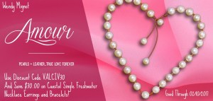 Wendy Mignot Valentine's Day Promotion – Save $30.00 on Selected Products