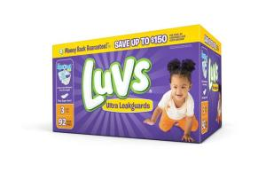 Time to Save on Diapers with Luvs High Value Coupons! #SharetheLuv