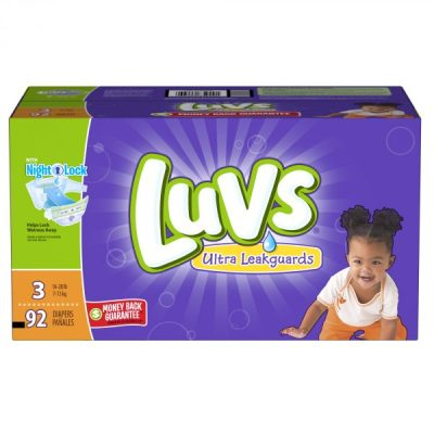 Summer Savings with the Luvs  Diapers Print-at-Home Coupon