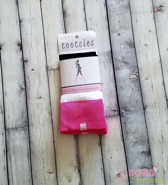 Tootsie Compression Socks for pregnant women