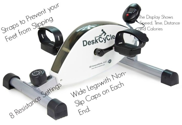 DeskCycle Under the Desk Cycle