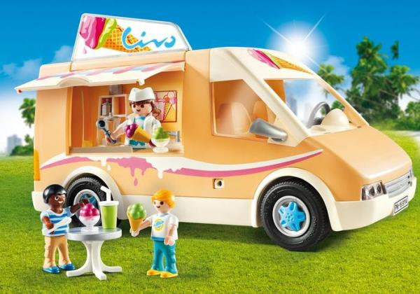 Playmobil Ice Cream Tuck