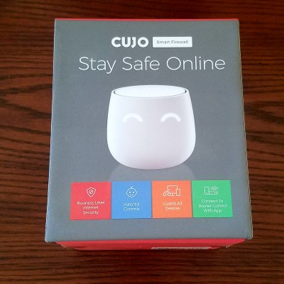 CUJO Smart Firewall  Easy to Setup Firewall and Parental Controls for All Devices.