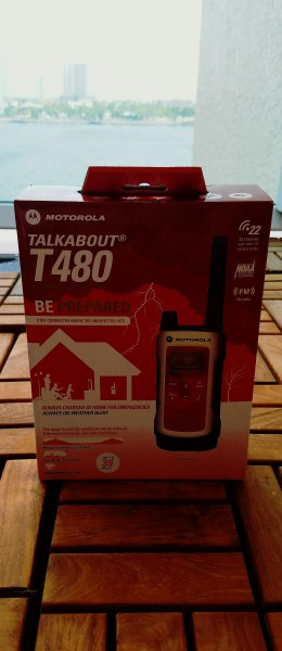 TALKABOUT T480 FRS/GMRS Two-Way Radios