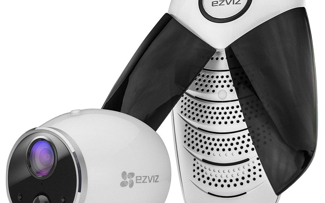 EZVIZ Mini Trooper Wire Free Camera – Review