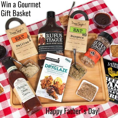 A Gift Basket For The Special Dads in Your Life