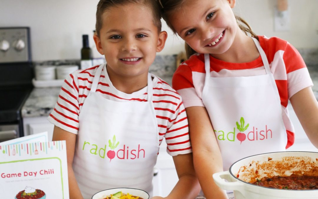 COVID19 Related: Raddish to Give 25,000 More Free Kits to Families Suddenly Homeschooling