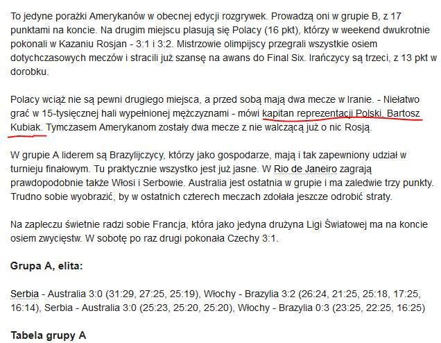 kim jest Bartosz Kubiak?