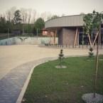 nowy budynek nadleśnictwa