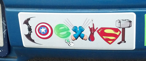 coexist super-heroes