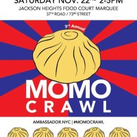 Jackson Heights Momo (Dumpling) Crawl