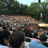 Free Shakespeare in the Park: King Lear