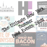 New York Summer Food Events!