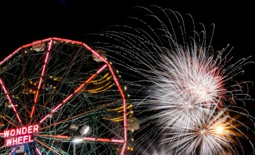 Friday (9:30pm): Every Friday enjoy Coney Island Fireworks right on the beach!