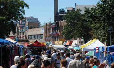 Sunday (11:30am): The Annual Brighton Jubilee Festival returns with lots of food, rides, and entertainment for all!